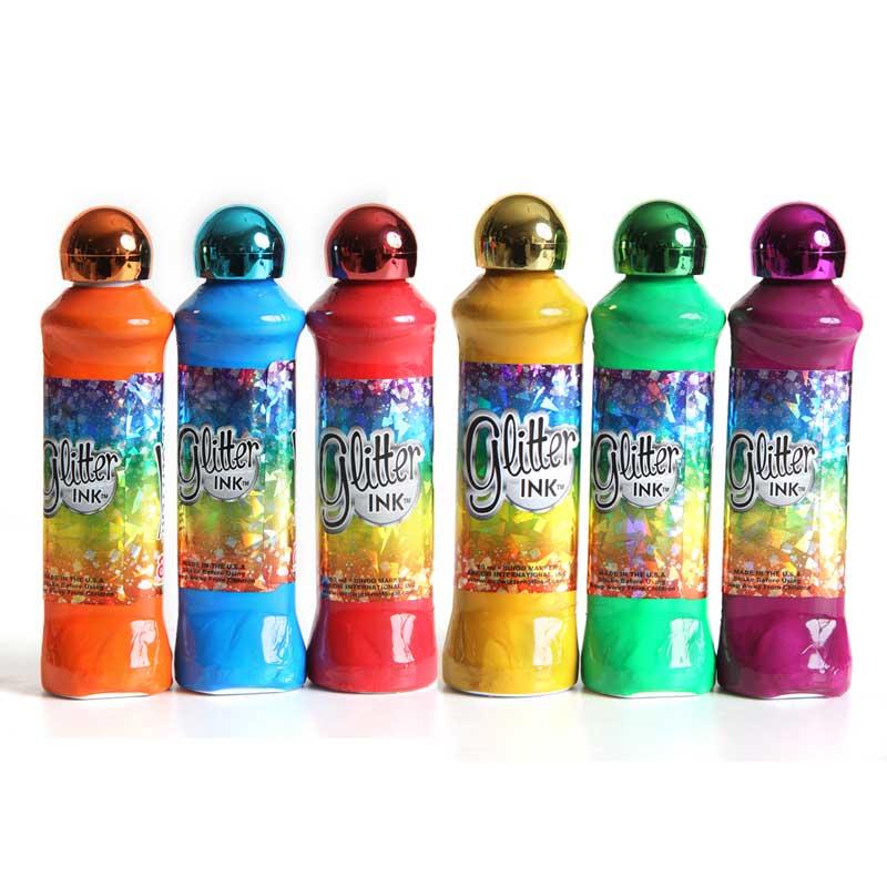Bingo Glitter Ink Daubers Bingo Pro