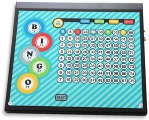 Bingo Control Panel