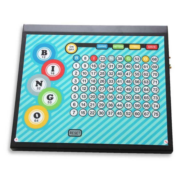 Bingo Control Pad