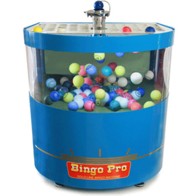 Crown Model round front Bingo Machine