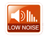 Low noise rated machines