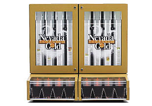 Nevada gold ticket dispenser