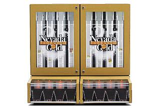 Nevada gold ticket dispenser