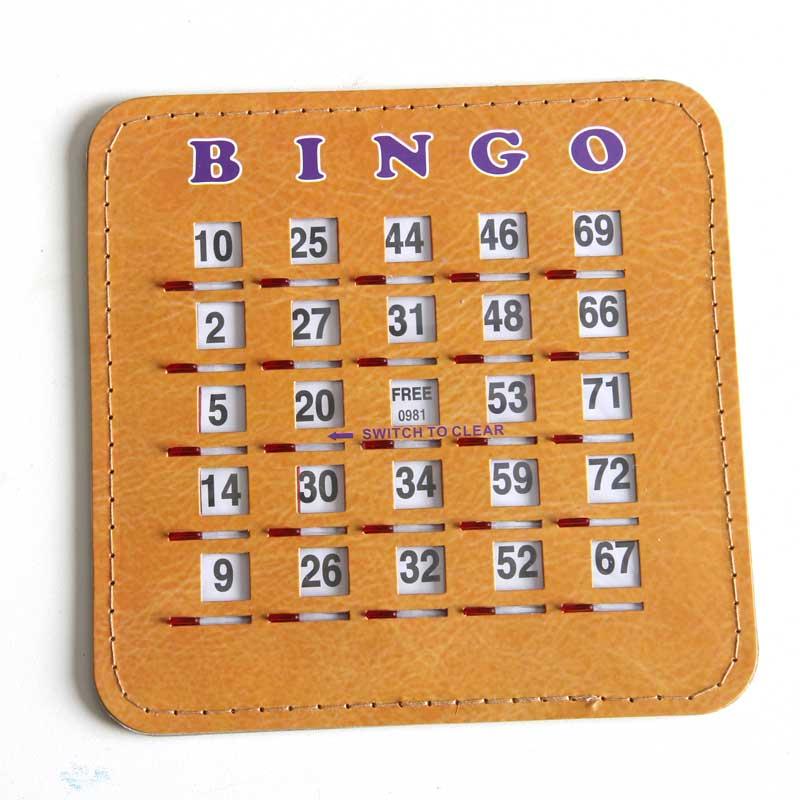 Bingo Shutter Card Packs $2.59/card