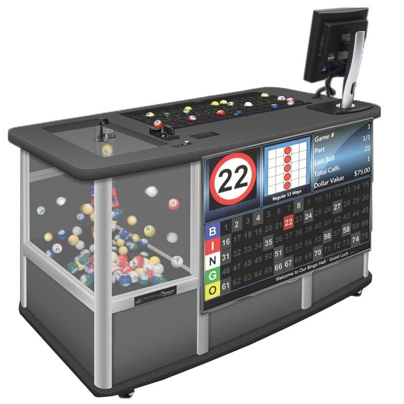 Statesman Pro Bingo Console