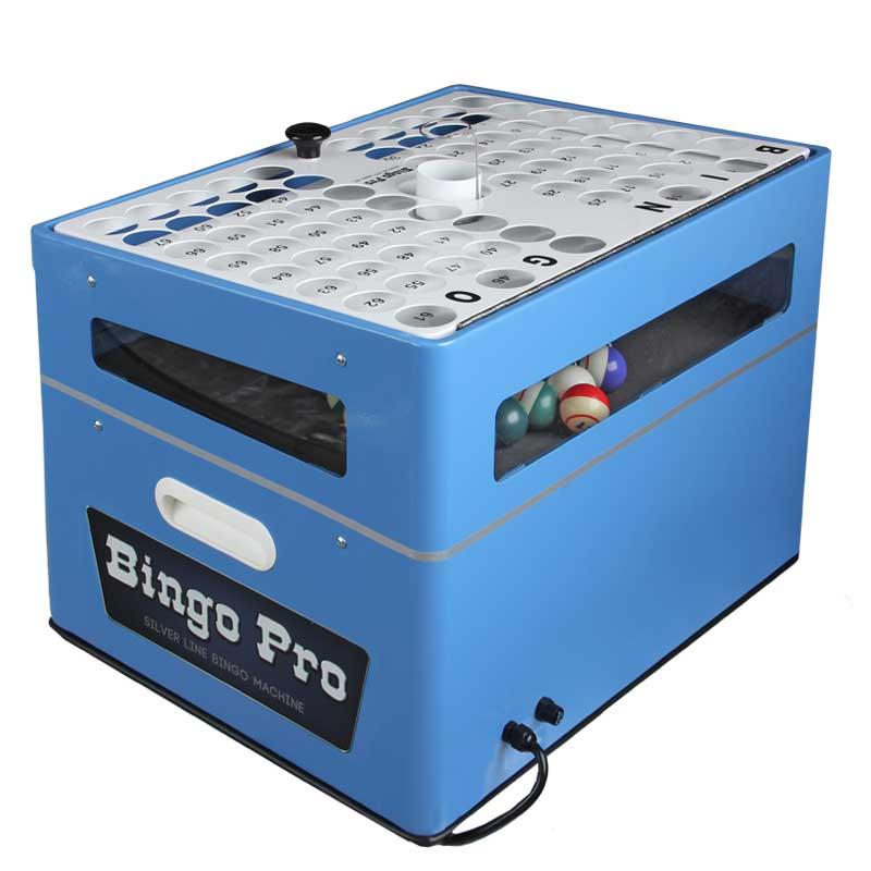 New 2018 Silver Line portable tabletop bingo machines