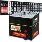 Complete Bingo Systems-bingo verifying machine with 8 ft. flashboard