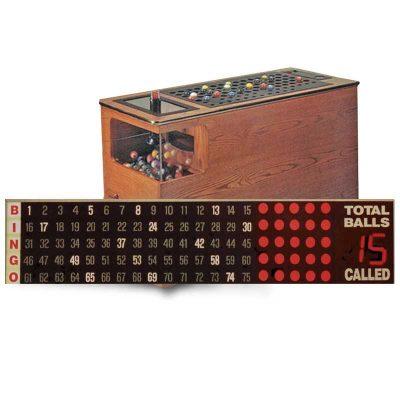 Premier pro bingo console