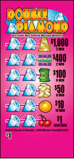 Double Diamond Nevada Ticket