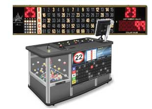 proline Bingo Equipment sales.