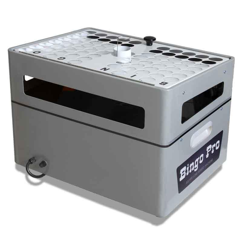 Bingo Pro's Silver Line Machine